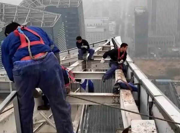 天津蜘蛛人公司