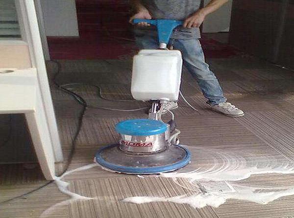 天津地板清洗