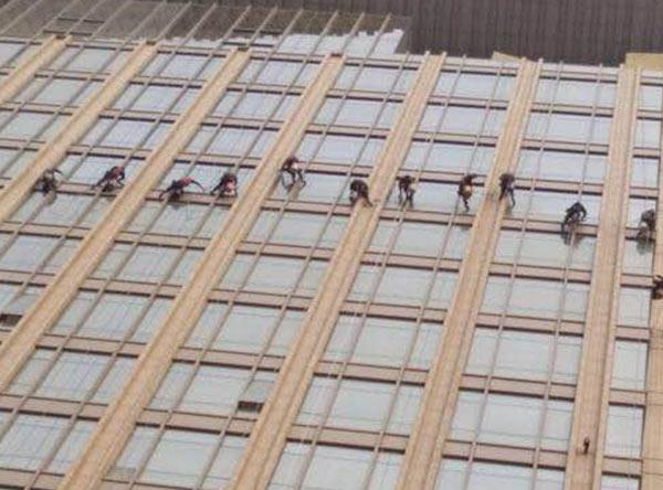 天津外墙清洗公司